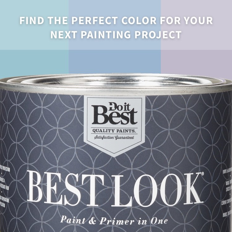 Best Look Paint at Koltes Lumber