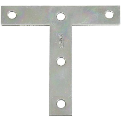 National Catalog 1161BC 4 In. x 4 In. T-Plate