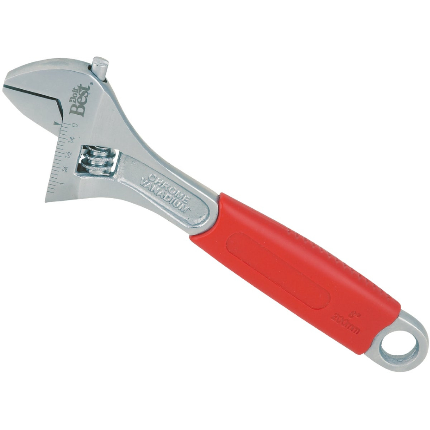 Do it Best 8 In. Adjustable Wrench Image 1