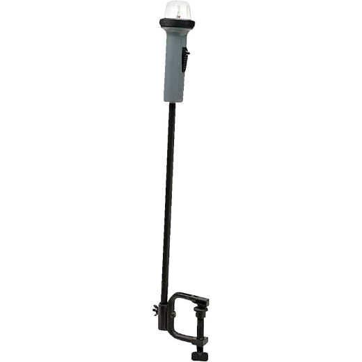 Seachoice Aluminum Portable Stern Light (Batteries not Included)