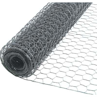 Do it 2 In. x 48 In. H. x 25 Ft. L. Hexagonal Wire Poultry Netting